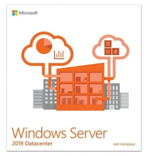 Windows Server Datacenter 2019 PL x64 16 Core DVD P71-09030