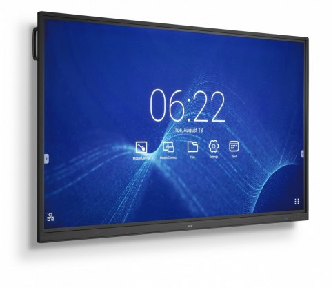 Monitor 75 MultiSync CB751Q IPS 350cd/m2 3840x2160 1200:1