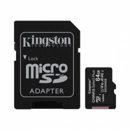 Karta pamięci microSD 64GB Canvas Select Plus 100MB/s Adapter