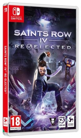 Gra NS Saints Row IV Re-Elected