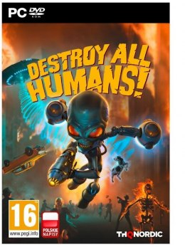 Gra PC Destroy All Humans!