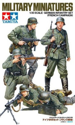 German Infantry Set (French Campaign)